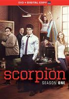 SCORPION - SEASON 01 (DVD)