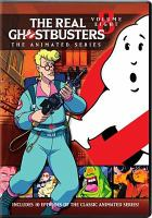 The Real Ghostbusters, the Animated Series
