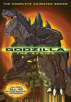 Godzilla - The Complete Animated Series (DVD)