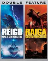 Kaiju Clash Double Feature: Reigo and Raiga