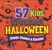 57 Kids Greatest Halloween Songs, Games & Stories