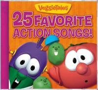 VeggieTales 25 Favorite Action Songs