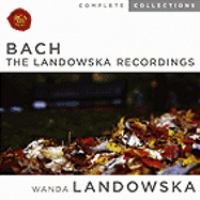 The Landowska recordings