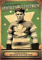 Hockey's Lost Boy