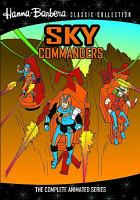 Sky Commanders: The Complete Animated Series (DVD)