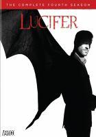 LUCIFER SEASON 4 (DVD)
