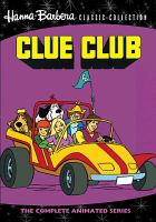 Clue Club: The Complete Animated Series (DVD)