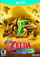 The Legend of Zelda, the Wind Waker HD