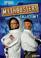 MythBusters. Collection 1