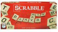 Scrabble : crossword game.