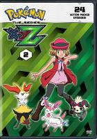 Pokemon the Series XYZ