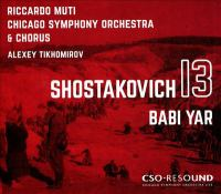 Shostakovich 13