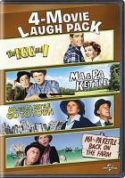 The egg and I [DVD] ; Ma & Pa Kettle ; Ma and Pa Kettle go to town ; Ma and Pa Kettle back on the farm