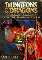 Dungeons & Dragons, the Animated Series