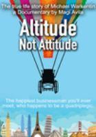 Altitude Not Attitude