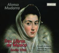 Cover image for Tres libros de música Sevilla 1546