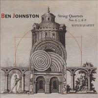 String Quartets Nos. 6, 7, & 8