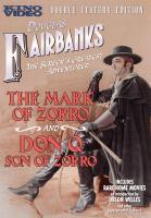 The Mark of Zorro and Don Q, Son of Zorro