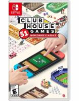 Clubhouse games [electronic resource] : 51 worldwide classics