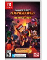 Minecraft Dungeons [electronic resource]: Hero Edition
