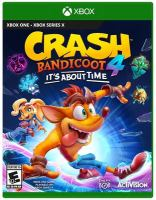 Crash Bandicoot 4 : [electronic resource] it's about time