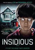 Insidious [videorecording]