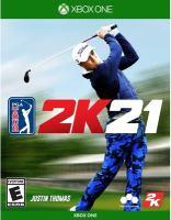 PGA tour 2K21 [electronic resource]