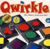 Qwirkle [game] : mix, match, score and win!.