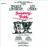 Sweeney Todd [sound recording] : the demon barber of Fleet Street
