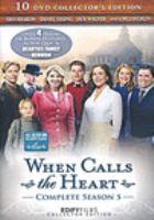 When calls the heart. Complete Season 5 [videorecording]