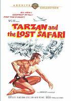 Tarzan and the lost safari [videorecording]