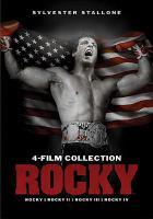 Rocky [videorecording] : 4-film collection.