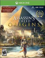 Assassin's creed. Origins [electronic resource].