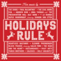 Holidays rule [sound recording].