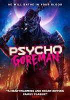 PG: PSYCHO GOREMAN (DVD)
