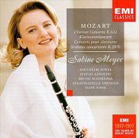 Clarinet Concerto, K.622