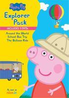 PEPPA PIG: EXPLORER PACK (DVD)