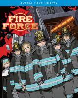 FIRE FORCE SEASON 1 PART 1 (Blu-ray + DVD)