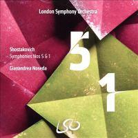 Symphonies nos. 5 and 1
