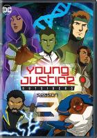 YOUNG JUSTICE: OUTSIDERS SEASON 3 (DVD)