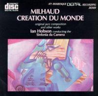 Création du monde and other works