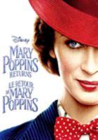 Mary Poppins Returns(DVD,Emily Blunt)