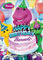 Happy Birthday Barney!