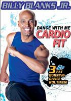 Billy Blanks Jr. Dance With Me, Cardio Fit