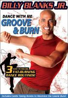 Billy Blanks Jr. Dance With Me, Groove & Burn