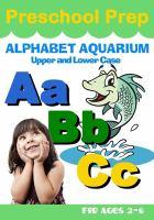 Preschool Prep, Alphabet Aquarium