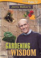 Jerry Baker's Gardening Wisdom