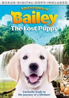Adventures of Bailey, the Lost Puppy