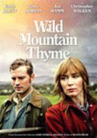 Wild Mountain Thyme
