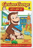 Curious George Gets A New Toy